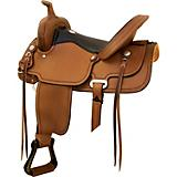 Billy Cook Saddlery Sierra Trail Saddle