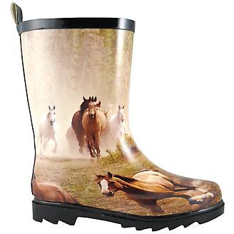 Smoky Mountain Childs Running Horse Boot