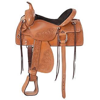 King Series Jacksonville Trail Saddle Reg