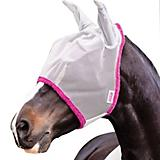 Amigo Fly Mask with Ears SPNY Silver/Purple