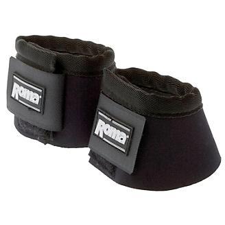 Roma Neoprene Velcro Bell Boots