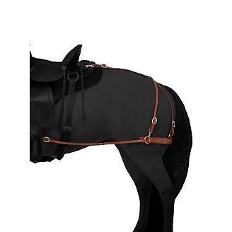 Tough-1 Leather Mule Breeching