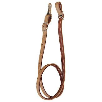 Tory Harness Leather Long Tie Down