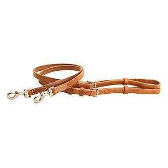Tory Harness Leather Side Reins