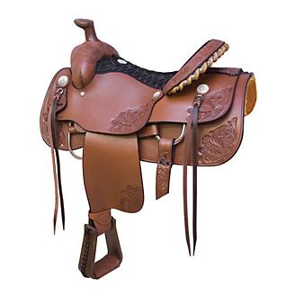 Billy Cook Saddlery Round Rock Roper Saddle
