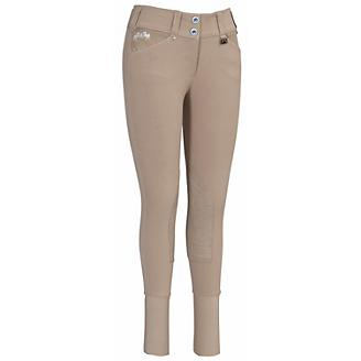 Equine Couture Knee Patch Breech