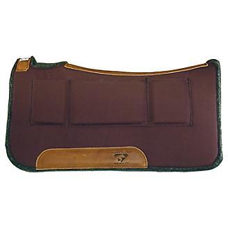 Diamond Wool Contour Relief Pad w/Shim Pockets