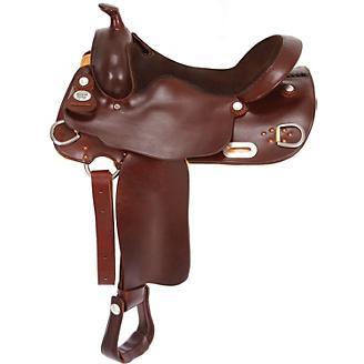 Royal King Arabian Trainer Saddle