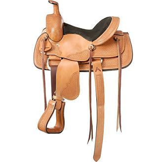Blemished Royal King Frisco Youth Roper Saddle
