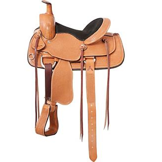 Royal King Hawkin Youth Roper Saddle
