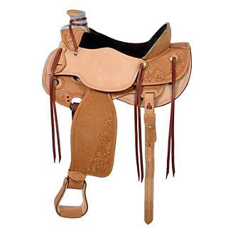 Silver Royal Premium Wade Ranch Saddle