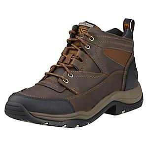 8aea11cde76ef Ariat Mens Terrain Boots Distressed Brown
