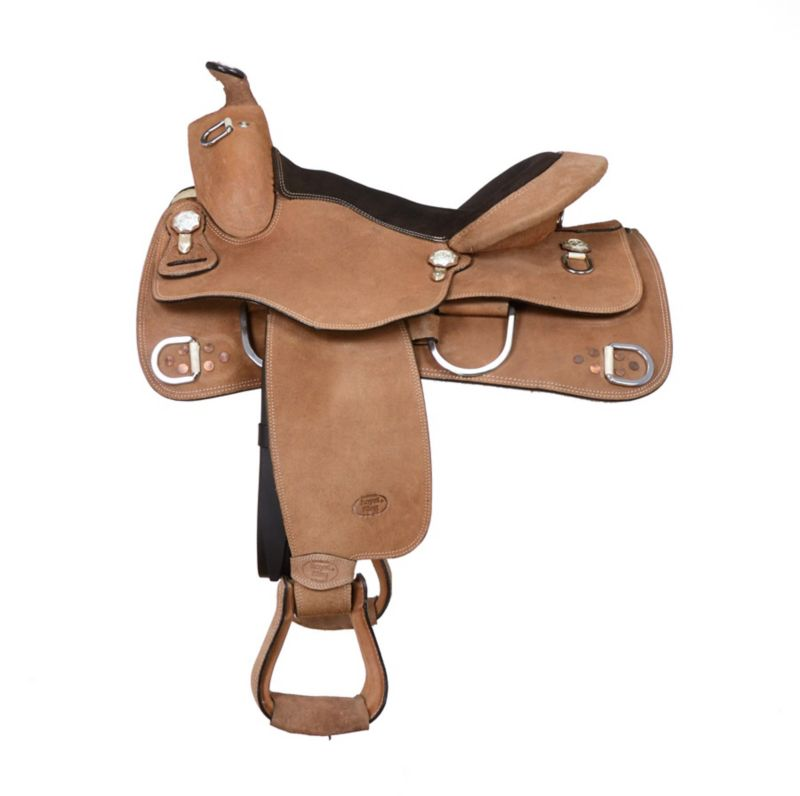 Royal King Roughout Training Saddle Reviews