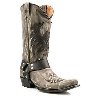 Roper Ladies Americana Eagle Boot