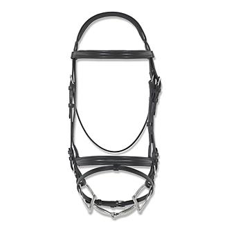 Ovation Leather Comfort Crown Bridle