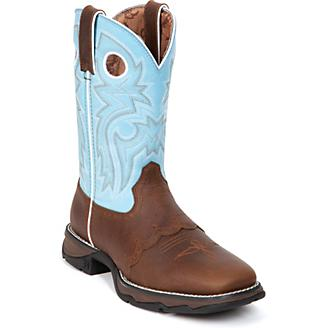 Flirt with Durango Ladies Pull-On Boots
