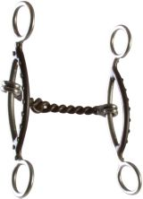Western Bits Snaffle Stainless Curb Amp More Horse Com
