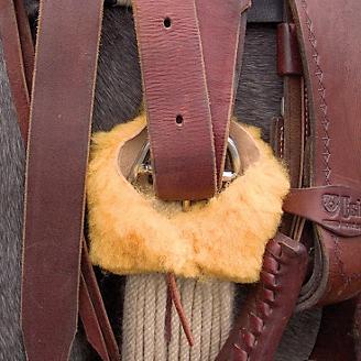 Cashel Fleece Ring Master Cinch Covers