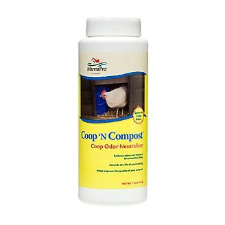 Manna Pro Coop'N Compost Coop Odor Neutralizer