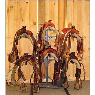 Equi Racks Horseman 6 Saddle Rack