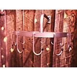 Equi Racks 12 Hook Rotary Headstall Rack