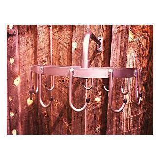 Equi Racks 12 Hook Rotary Headstall Rack