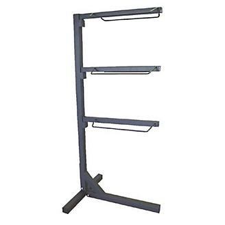 3 Arm Stackable Saddle Rack