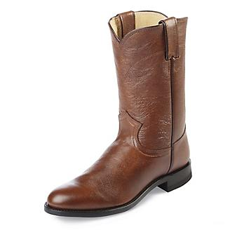 7996885f2eb Justin Mens Roper 10in Leather Boots