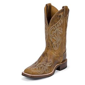 Justin Ladies Bent Rail Damiana Boots
