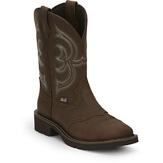 Justin Ladies Gypsy Inji Square Toe Boots