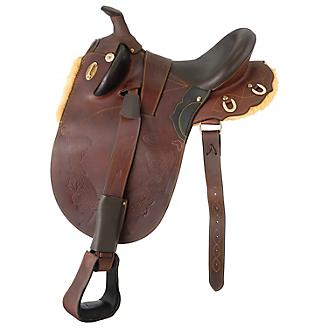 Australian Outrider Western Rancher Saddle