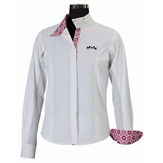 Equine Couture Child Kelsey L/S Show Shirt