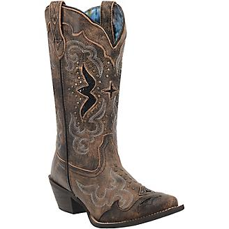 Laredo Ladies Lucretia Western Boots