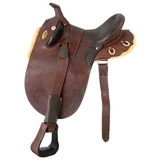 Australian Outrider Western Dundee Saddle Packag