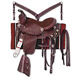 King Series Jr. Plainsman II Saddle Package
