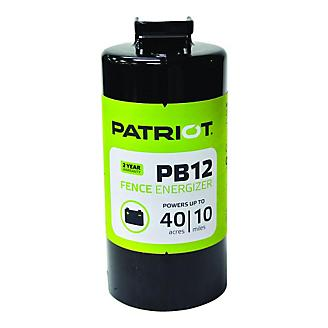 Patriot PB12 Battery Energizer 0.12 Joule