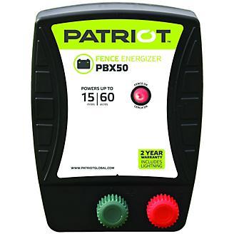 Patriot PBX50 Battery Energizer 0.50 Joule