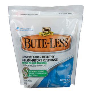 Absorbine Bute-Less Pellets 2 lb - Horse com