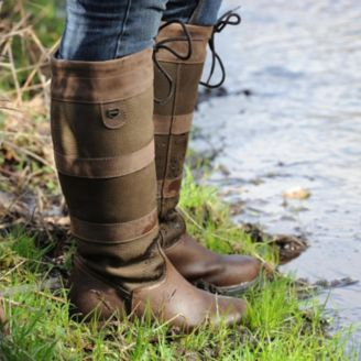 superior quality innovative design buy good Dublin Ladies Wide Calf Tall River Boots