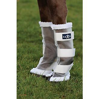 Saxon Mesh Fly Leg Wraps 4-Pack