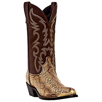 Laredo Mens Monty Pointed 12in Boots