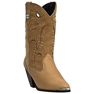 Dingo Ladies Ava Pointed Toe 11in Boots