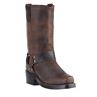 Dingo Ladies Molly Square Toe 10in Boots
