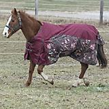 Tough-1 600D Camo Turnout Blanket