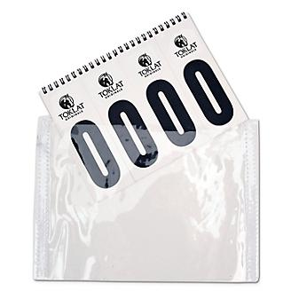 Replacement Number Pockets