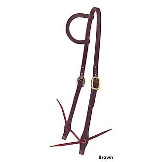 Tucker Slip Ear Trail Bridle w/Brass