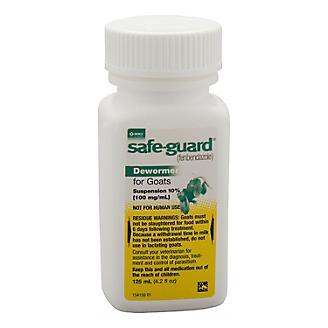 Safe-Guard Dewormer for Goats Suspension 10%