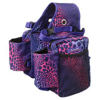 Tough-1 Printed Saddle Bag