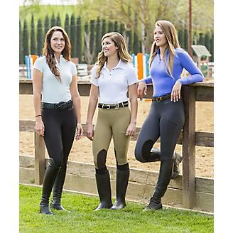 Noble Equestrian Balance Riding Tight
