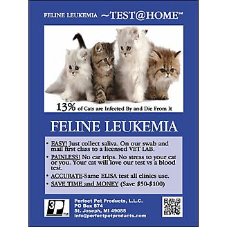 Feline Leukemia Test@Home Kit